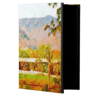 Vermont in the Fall iPad Air Case