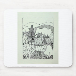 Vermont Inking 41 by Piliero Mouse Pad