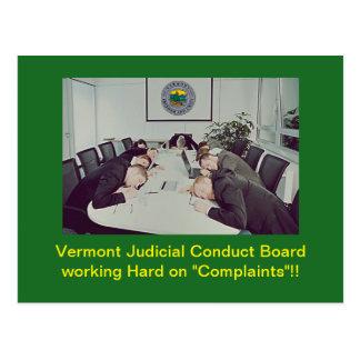 Vermont JCB Design#2: Postcard