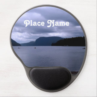 Vermont Lake Gel Mouse Pad