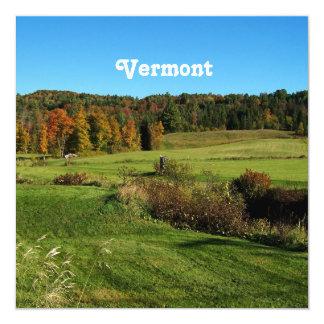 Vermont Landscape Announcement