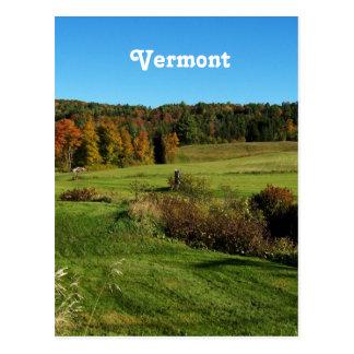 Vermont Landscape Postcards