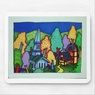 Vermont  Life 33 by Piliero Mouse Pad