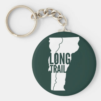 Vermont Long Trail Keychain