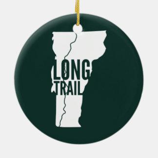 Vermont Long Trail Ornament