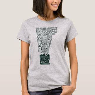 Vermont Long Trail Women's Basic T-Shirt