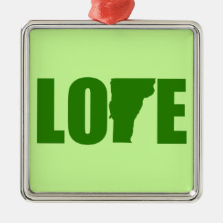 Vermont Love Ornament