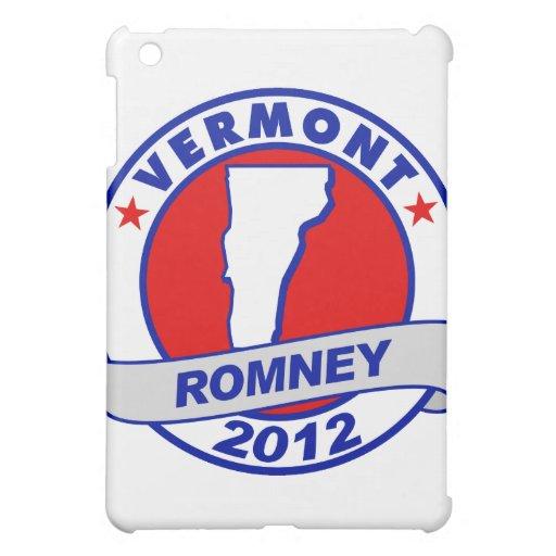 Vermont Mitt Romney Case For The iPad Mini