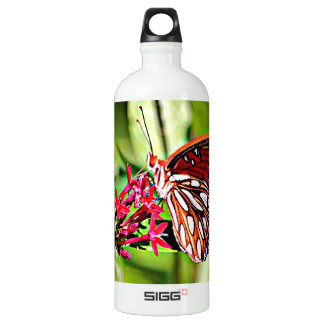 Vermont Monarch Butterfly Water Bottle