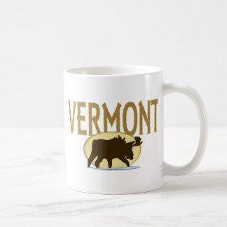 Vermont Moose Coffee Mug