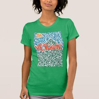 Vermont Mountain Swirl T-Shirt