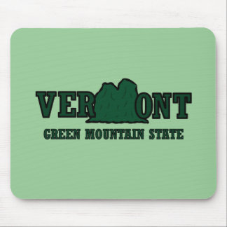 Vermont Mountains Mouse Pad