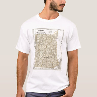 Vermont, New Hampshire T-Shirt