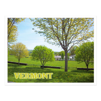 Vermont Post Cards