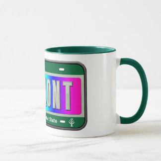 Vermont Rainbow State Mug