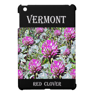 Vermont Red Clover Case For The iPad Mini