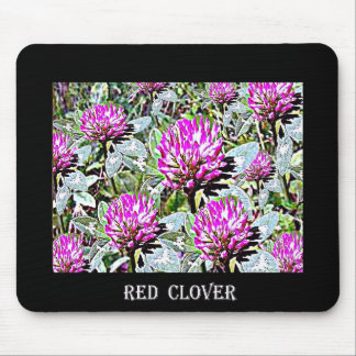 Vermont Red Clover Mousepads