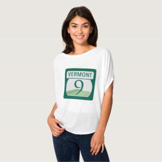 Vermont Route 9 T-Shirt