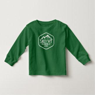 Vermont Skiing Killington Stowe Okemo Sugarbush Tee Shirts