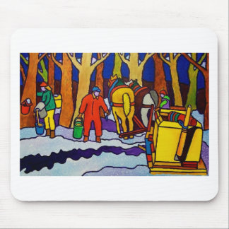 Vermont Spring J by Piliero Mouse Pad