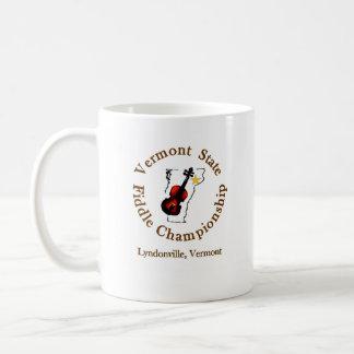 Vermont State Fiddle Championship Mug