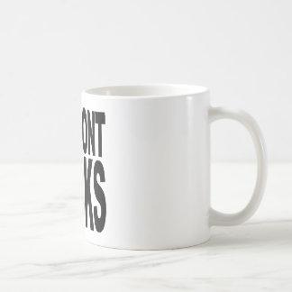 Vermont Sucks Coffee Mug