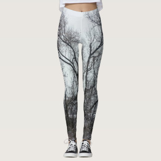 Vermont Tree Leggings