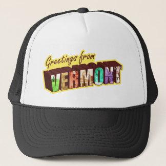 Vermont` Trucker Hat