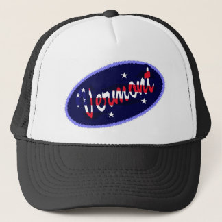 Vermont USA embroidered effect hat
