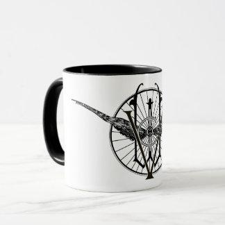 Vermont Wheel Club Logo Mug