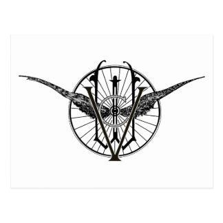 Vermont Wheel Club Postcard