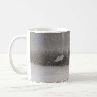 Vermont Winter Barn Coffee Mug