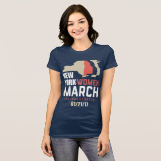 Vermont Women's March on Washington 2017 T-Shirt