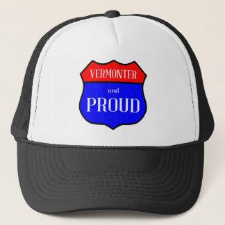 Vermonter And Proud Trucker Hat