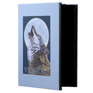 VermontHowling Wolf iPad Air Cases