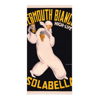 Vermouth Bianco, high-life, Isolabella Photo Greeting Card