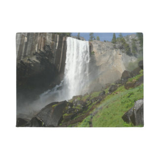 Vernal Falls I in Yosemite National Park Doormat
