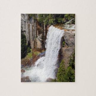 Vernal Falls Overlook (vertical) Jigsaw Puzzle