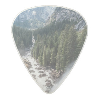 Vernall Fall and Mist Trail Acetal Guitar Pick