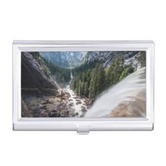 Vernall Fall and Mist Trail Business Card Holder