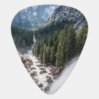 Vernall Fall and Mist Trail Guitar Pick