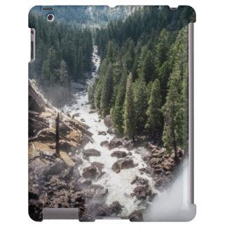 Vernall Fall and Mist Trail iPad Case
