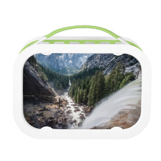 Vernall Fall and Mist Trail Lunch Box