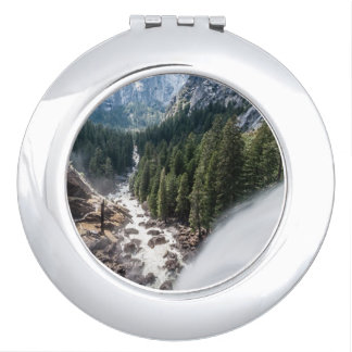 Vernall Fall and Mist Trail Vanity Mirror