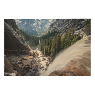 Vernall Fall and Mist Trail Wood Wall Art