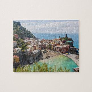 Vernazza - Cinque Terre - Italia puzzle