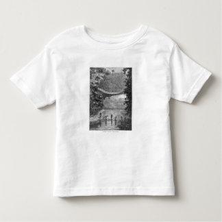 Verney Lovett Cameron (1844-94) Crossing the Lulin Toddler T-Shirt