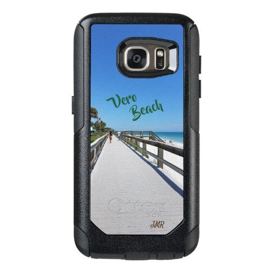 Vero Beach Boardwalk OtterBox Samsung Galaxy S7 Case