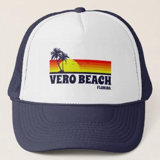 Vero Beach Florida Trucker Hat