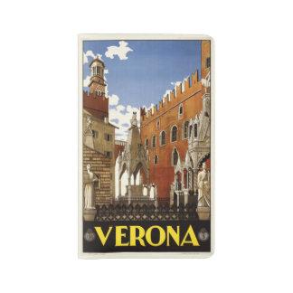 Verona Italy custom notebook